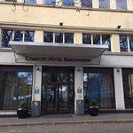 Comfort Hotel Boersparken Photo