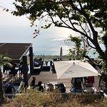 Foto de Restaurant & Bar Lounge - Le Deck - Hôtel  & Spa du Baron Tavernier