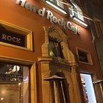 Bild från Hard Rock Cafe