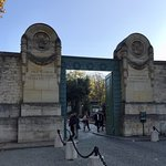 Foto Makam Pere-Lachaise (Cimetiere du Pere-Lachaise)
