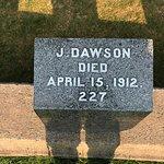 Joseph Dawson.....not Jack