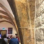 800 year old stone work.