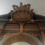entrance to te Teatro Farnese