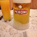 Bild från L'Antica Birreria Peroni
