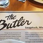 The Butler!