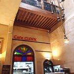 Bild från Cafe Clock