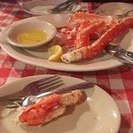 Huge Crab Legs