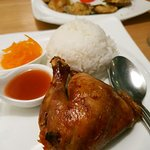 Kuya J's chicken is really the BEST!