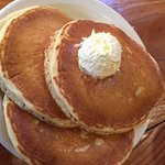 side of buttermilk pancakes