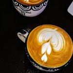 Colonia Sandwich Coffee Shop Foto