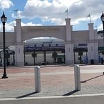 Entrance to Churchill Downs