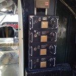 Communications, Navigation, Engineer area Transport Plane.