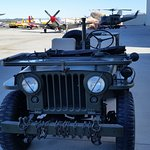 Willys Jeep.