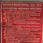 History of Bridge[t]on (title misspelled)