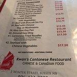 Kwan's Restaurant Photo