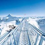 冰川3000门票包括缆车和天梭峰行走
