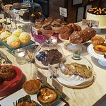 Foto van Wildflour Cafe + Bakery