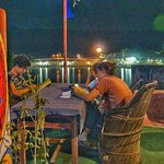 Raju Terrace Garden Restaurant