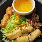 Big Combo Vermicelli Noodle Salad for $16