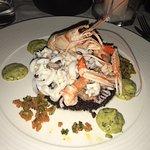 Insalata di mare su letto di quinoa e verdurine!!!