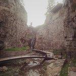Waterfall in Tbilisi