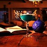 Sessel Speakeasy cocktail