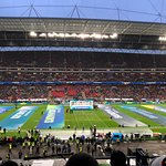 NFL London games at Wembley