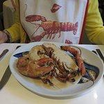 Le fameux homard vieille auberge et sa sublime sauce