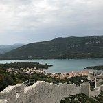 Φωτογραφία: Le mura di Ston in Croazia