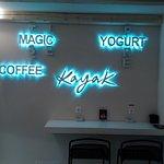 Kayak ice cream parlour