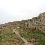 Garrison walls