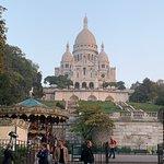 Фотография Базилика Сакре-Кёр (Базилика Святого Сердца)