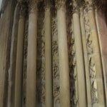 Original architectural decoration