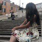 Foto van Spanish Steps