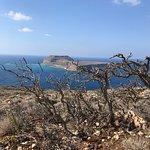 Bilde fra Balos Lagoon