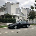 Cesena. COLOMBO GROUP  Chauffeured Door to Door Pickup