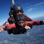Free falling at 120 MPH!
