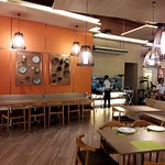 Interior - Cafe Laguna - SM City Cebu Picture