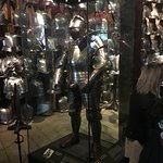 So many suits of armor