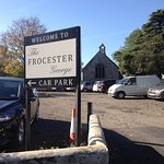 The Frocester George Foto