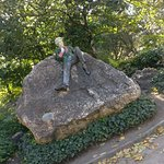 Foto de Monument to Oscar Wilde
