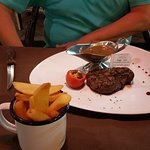 Foto de Horn Grill Steak and Seafood