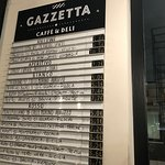 Gazzettaの写真