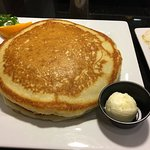2 Pancakes - HUGE and So Good!
