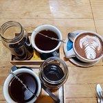 Lavanda Signature Coffee and Hot Chocolate