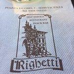 Bilde fra Righetti Self Service