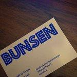 Valokuva: Bunsen
