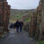 'The Gate' The windiest spot in Ireland!!