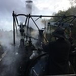 'Puffing Billy' The worlds first passenger steam locomotive