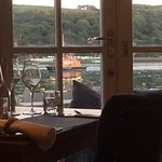 Foto de The Old Quay House - Restaurant